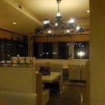 コーヒーハウス タップチップス - 禁煙席