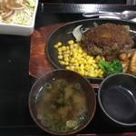 肉の松山 - 和風和牛ハンバーグ