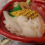 海鮮丼家 丼丸 - おまかせ丼