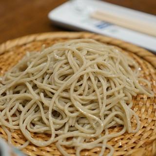 玄蕎麦 野中 - 料理写真:せいろ