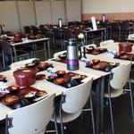 レストラン源 - 2F 団体席