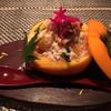 kiwa - 料理写真:2016年10月 柿の白和え