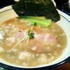 拉麺 阿吽 - 料理写真:「煮干醤油拉麺(大盛)」¥750+100(税込)