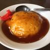 中華食房味蔵 - 料理写真:ラーメンセット750円の天津飯