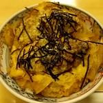 57830494 - メンチカツ丼