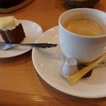 アローム - 料理写真:ランパス7の土・日クーポン、アフタードリンク、コーヒー、プチデザート付¥300