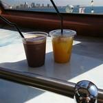 ファンタジー号 喫茶コーナー - 2016/10