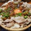 わいるどふぁーむ - 料理写真:うにく玉玉子かけご飯(雲丹牛肉玉ねぎ玉子かけご飯)
