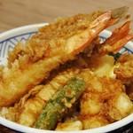 日本橋 天丼 金子半之助 - 料理写真:上天丼980円