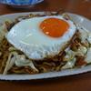 キッチン メイ - 料理写真:焼きそば(350円)