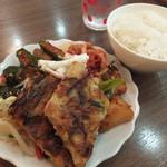 韓国料理 シンガネ - 前菜おかず