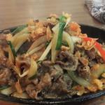 韓国料理 シンガネ - プルコギ