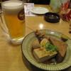 姫路食堂 - 料理写真:生ビールと姫路おでん