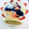 サンタアンジェラ - 料理写真:記念日のケーキには写真ケーキがオススメです