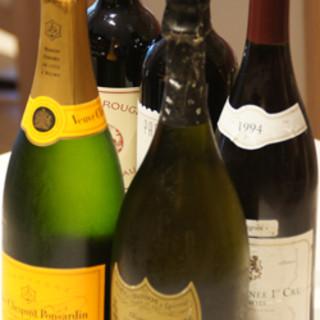 ソムリエがお勧めワインをご紹介