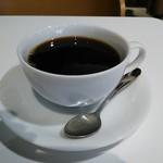幸せのパンケーキ - コーヒー350円