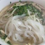 センホンベトナム料理  - 鶏のフォー