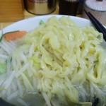 57864290 - 平縮れ麺