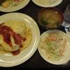 暖母 - 料理写真:オムライス ¥750-