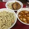 蓮爾 - 料理写真:【2016.10.22】小つけ麺¥850+巻きチャア¥200