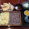 そば処 一庵 - 料理写真:二色板蕎麦