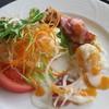 ラ・ピアンタ - 料理写真:ランチセットのサラダ