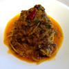 PORTA ROSSA - 料理写真:2016/10 もち豚と白葱の白ワイン煮込みラグーソーススパゲッティー