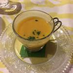 ラッキーガーデン - 野菜のスープ