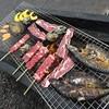 魚太郎 浜焼きバーベキュー - 料理写真:2016.09