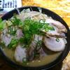 オハナ堂 - 料理写真:チャーシュー麺