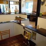 恵比須屋食堂 - (2016/9月)店内