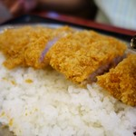恵比須屋食堂 - (2016/9月)「カツカレー」