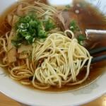 ラーメン ますみ - 料理写真:中華そば