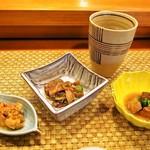 浜寿司 - マグロ 珍味