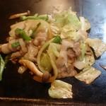 八光 - 豚野菜炒め