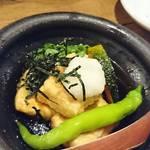 57897079 - 九谷豆腐の揚出しはあちゅうま♡