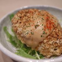 コロポテ(味噌コロッケポテトサラダ)