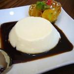 ミノビ - 豆乳のブラマンジェ