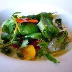 リストランテ・ヒロ・チェントロ - 060419ヒロチーズスープのミネストローネ.jpg
