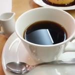 ロージナ茶房 - ブレンドコーヒー