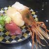 活美登利 - 料理写真:小杉3貫盛り