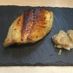 炭焼割烹 ふくろう - 銀鱈の西京焼き