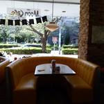 ムーンカフェ - 店内です♪