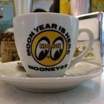 ムーンカフェ - モカです♪