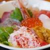 峰 - 料理写真:海鮮丼