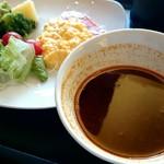 ホテルグレイスリー - 料理写真:スープカレー