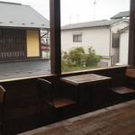 サンドイッチパーラー楽楽 - カフェスペース