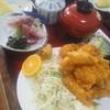 和食処 山女魚 - 料理写真:牡蠣フライ定食