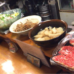 花ざかり - 大皿料理