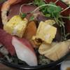 青森料理割烹 なか村 - 料理写真:のっけ丼